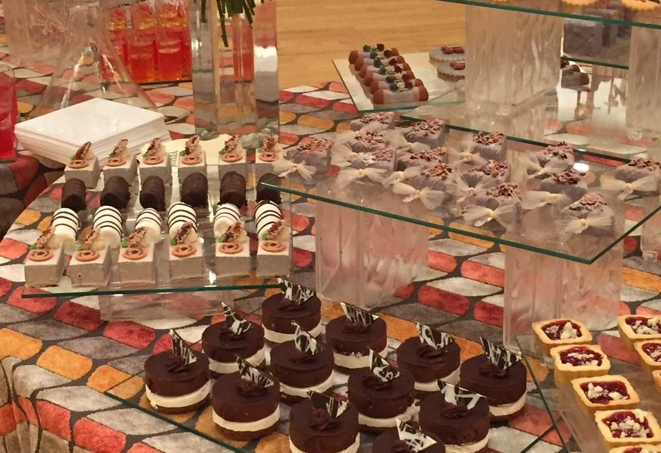 Dessert Specialty Table
